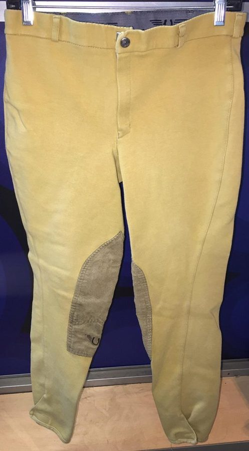 Consignment Tuff Rider Breeches Large