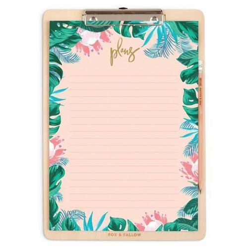Tropical Clipboard Pack