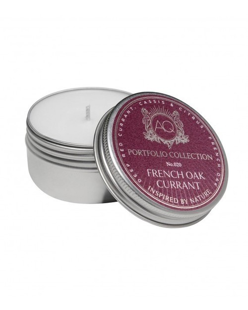 Store Scent tin soy candle