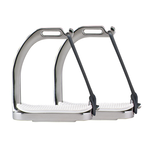 Perri's Stainless Steel Safety Stirrup Iron
