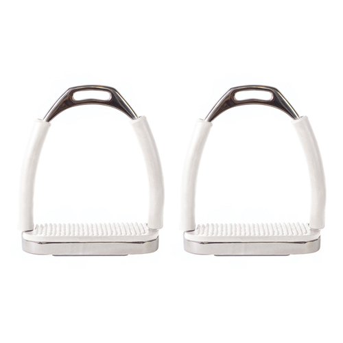 Perri's Stainless Steel Jointed Stirrup Iron