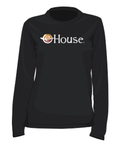 Women's EHOUSE Long Sleeve