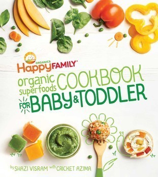 Happy Healthy Baby Recipe Book