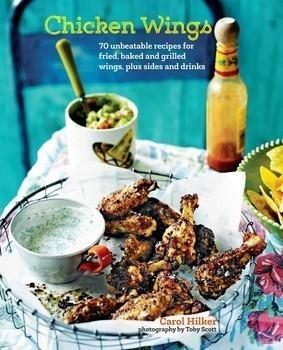 Chicken Wings Recipe Book