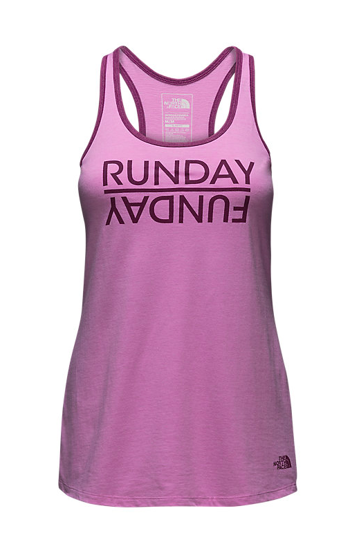 Women's MA Graphic Play Hard Tank