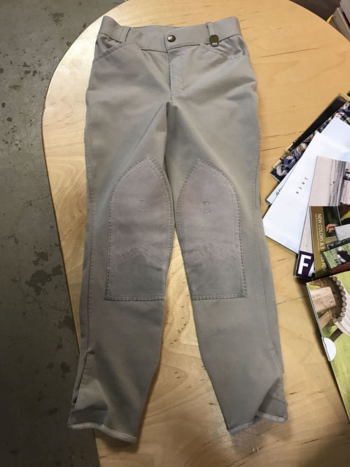 Consignment kids Ovation riding Pants