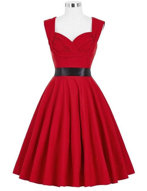 Taylor dress in Red