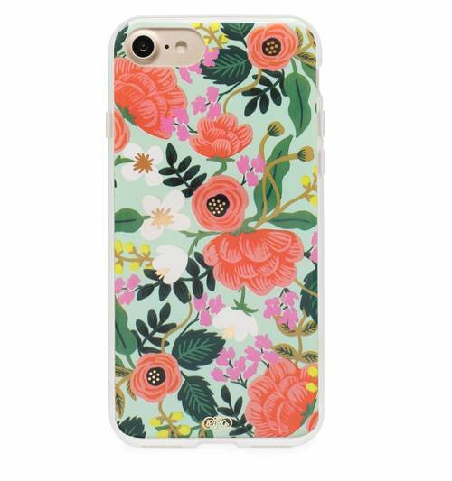 Mint Birch iphone Case 7 Plus