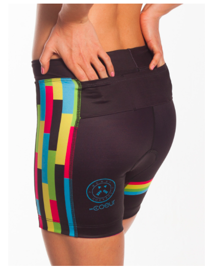 Women's Mix Tape Triathlon Short
