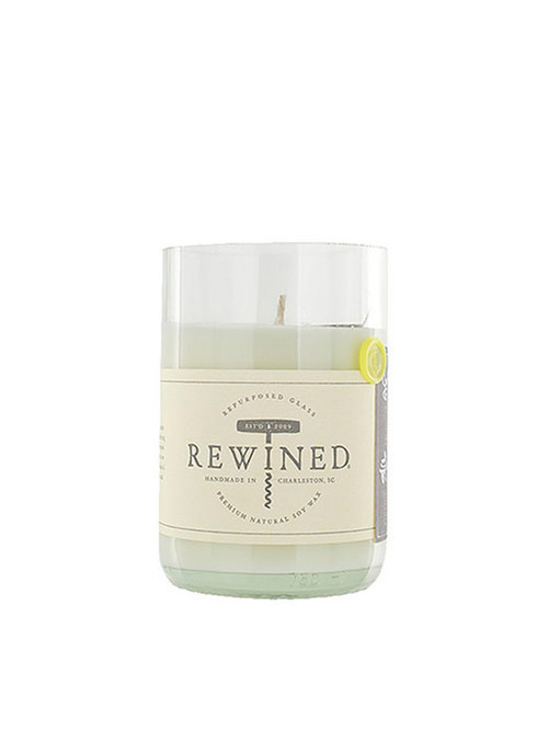 Rewined Chenin-Blanc Candle