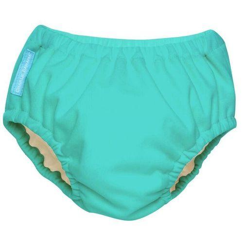 Turquoise Reusable Swim Diaper