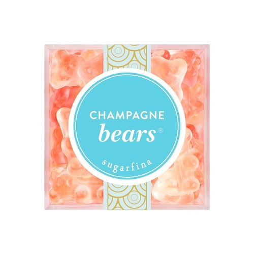 Champagne Bears- Small