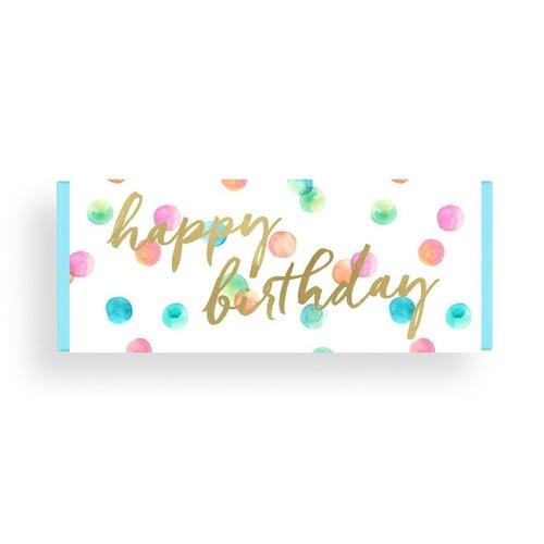 Happy Birthday Bento Box