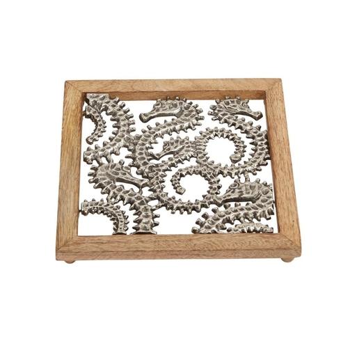 Seahorse Trivet