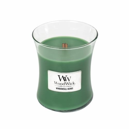 Windowsill Herbs Medium Candle