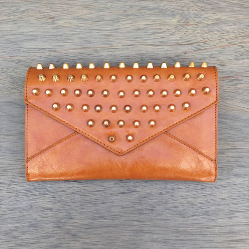 Studded Camel Clutch