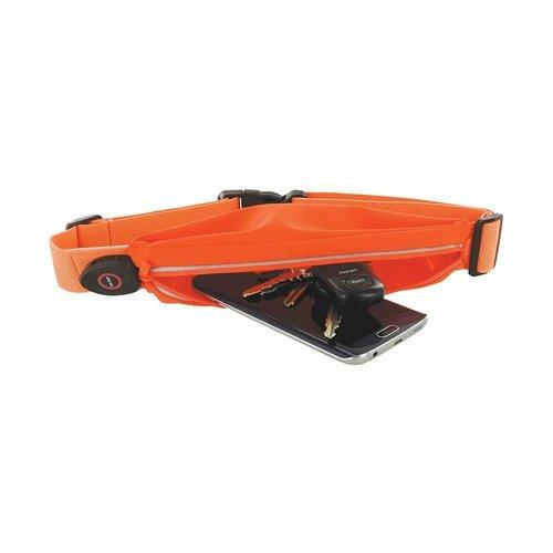 FitZip Illuminating Waist Pack Orange