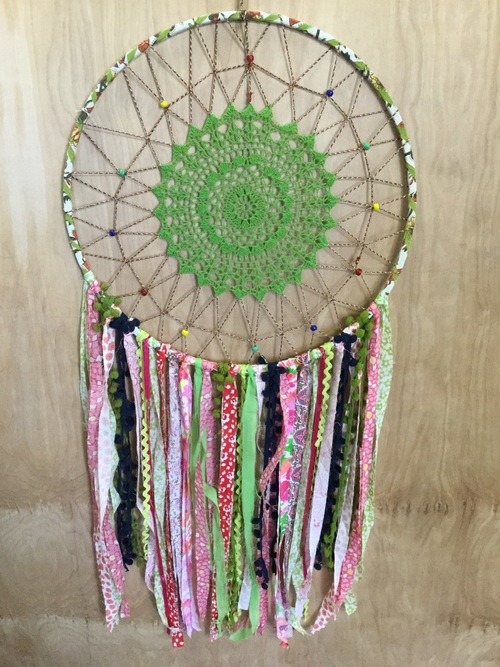 "18"" Boho Dream Catcher"