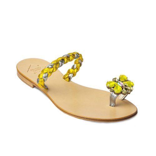 Embellished Btterfly Sandal