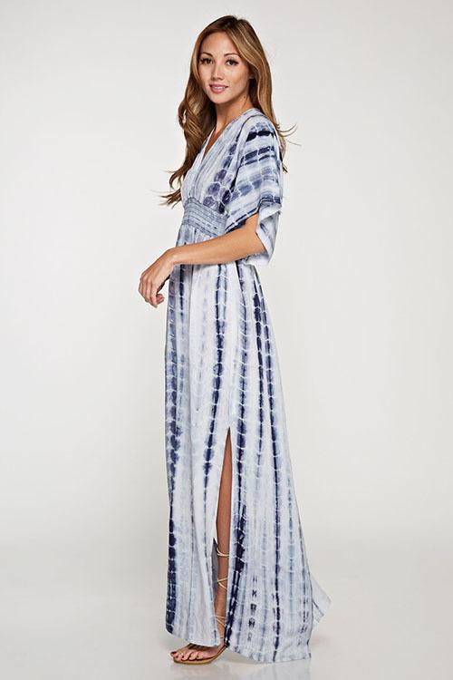 Dawn Tie Dye Maxi