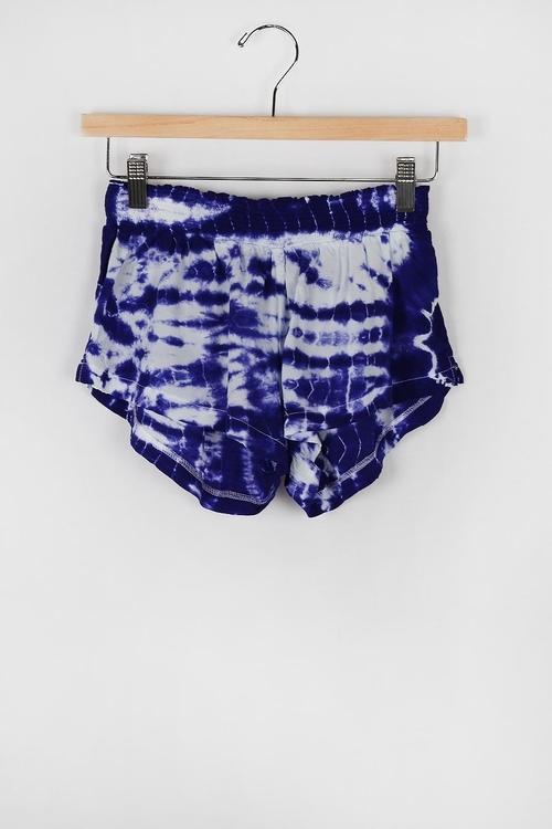 Tie Dye Beach Short
