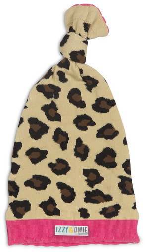 Jungle Cat Baby Hat