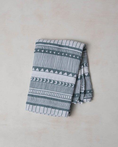 Santa Fe Muslin Swaddle Blanket