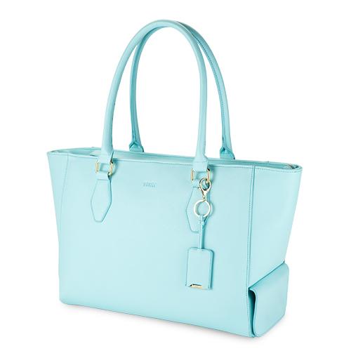 Beach Chic Cooler Bag- Blue