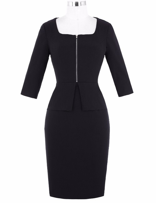Kim Dress in Black