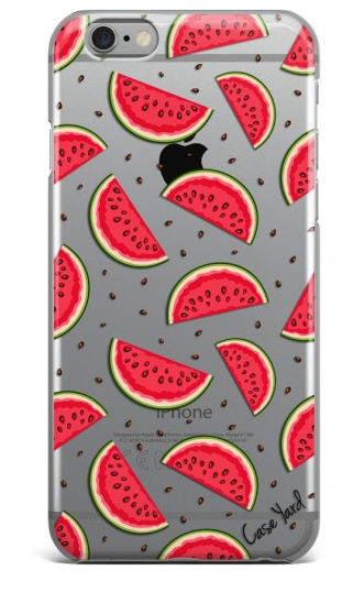 Watermelon Slices iPhone Case