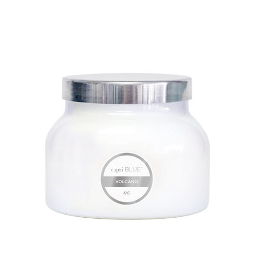White Volcano Candle- 19oz
