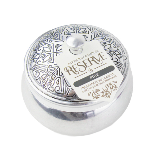 Silver Tin Fire- 4oz