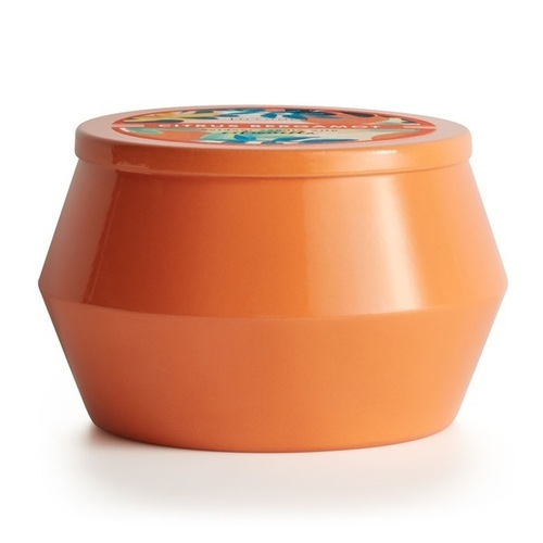 Citrus Bergamot Citronella Tin Candle