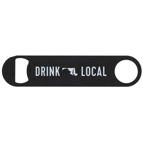 Drink Local Maryland Bottle Opener