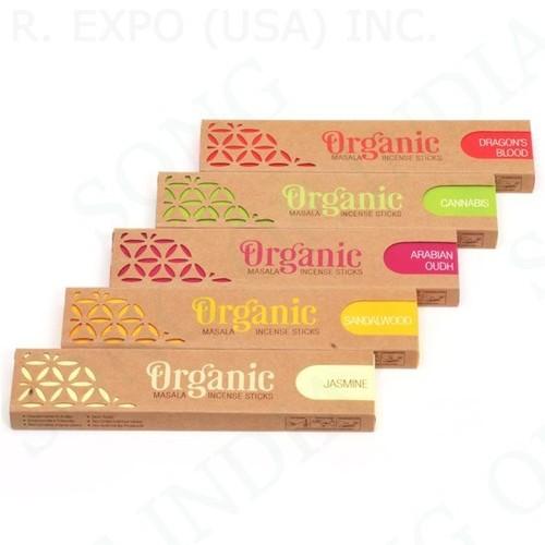 Organic Masala Nag Champa Incense