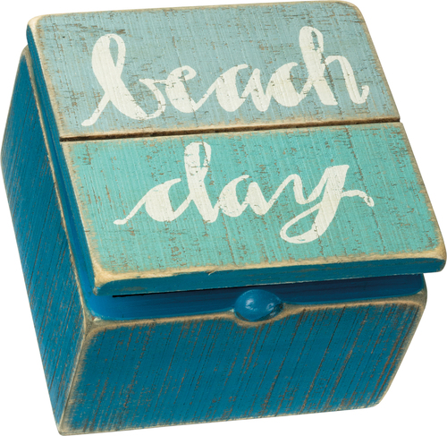 Beach Day Box
