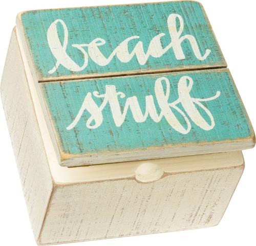 Beach Stuff Box