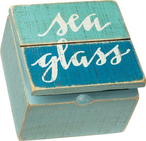 Sea Glass Box