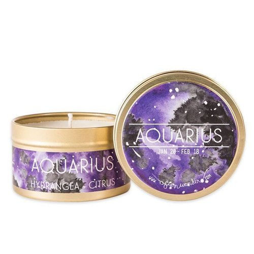 Astrological Candles