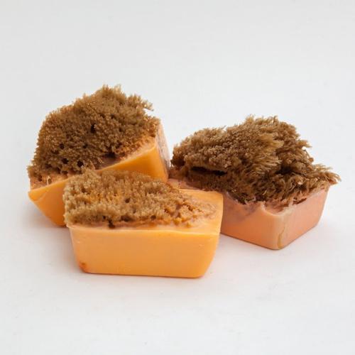 Mango Peach Sponge Soap