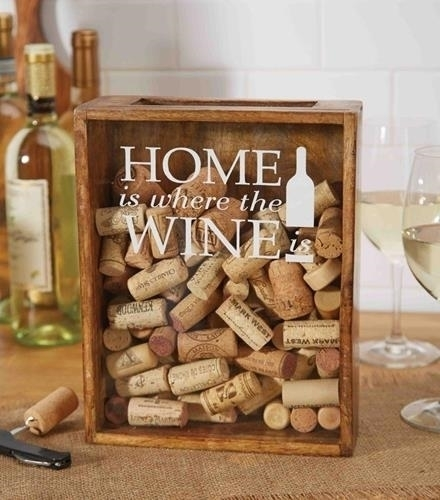 Home Wine Box