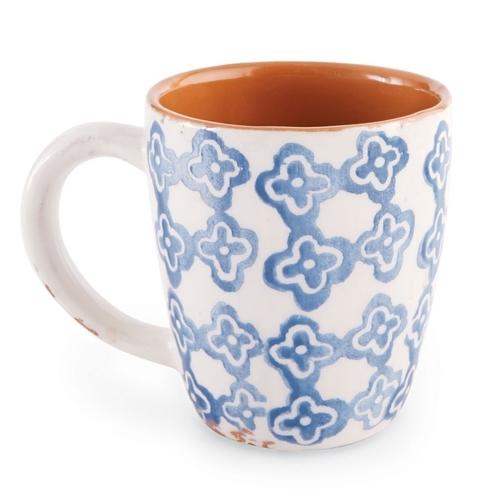 Bungalow Quatrofoil Mug