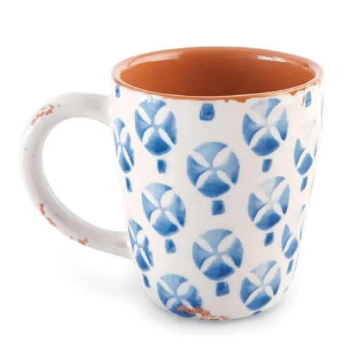 Bungalow Diamond Mug