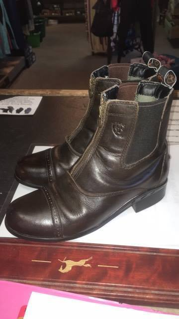 Consignment Ariat Kids Paddock Boots