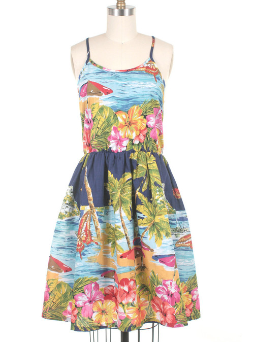 Aloha Dress *Online Exclusive*