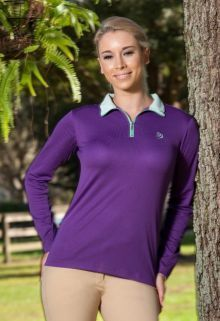 Ladies Longsleeve Tech Top