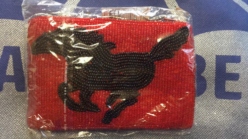 Consignment Running Horse Change Purse
