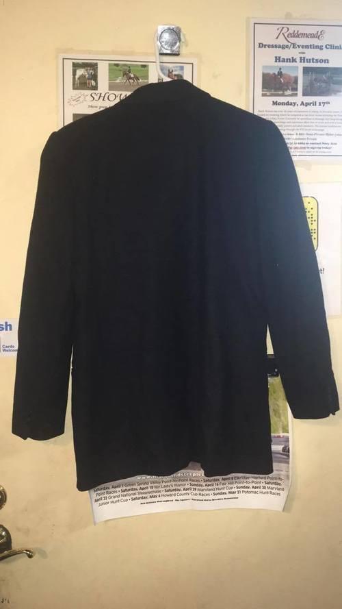 Consignment Norton McNaughton Show Coat