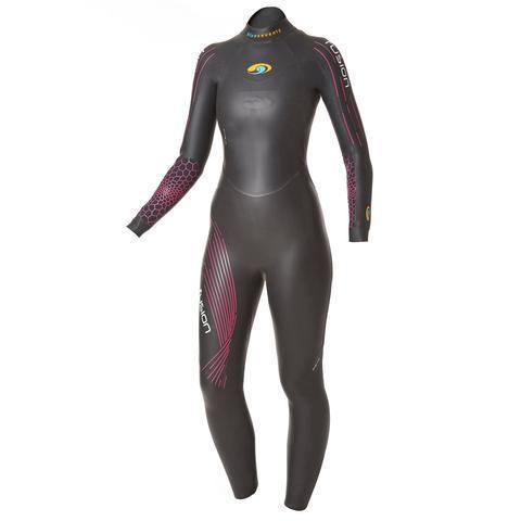 Women's Fusion Full Wetsuit