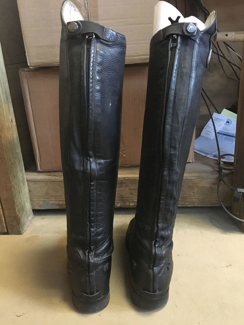 Consignment DNB Co. Italia Tricolore Tall Boot